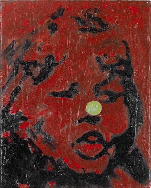 Acryl, Lack, 30*25cm, 2010