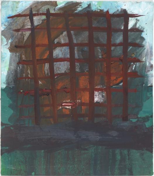 Acryl, Öl, 40*35cm, 2010