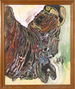 Öl, 50*45cm, 2010
