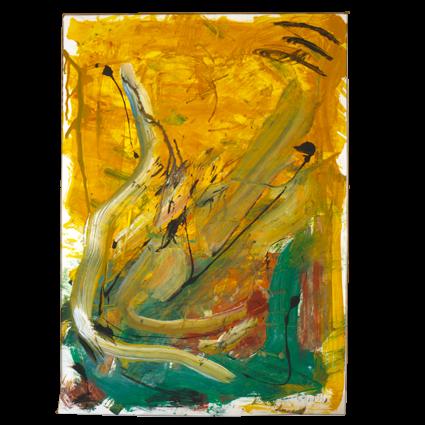 Acryl, 70*50cm, 2004