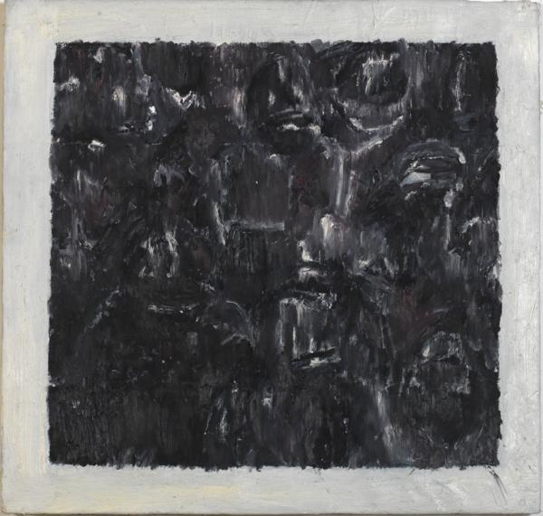 Öl, Acryl, 45*45cm, 2009