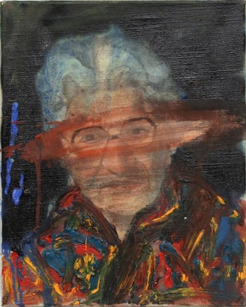 Acryl, Öl, 40*35cm, 2013