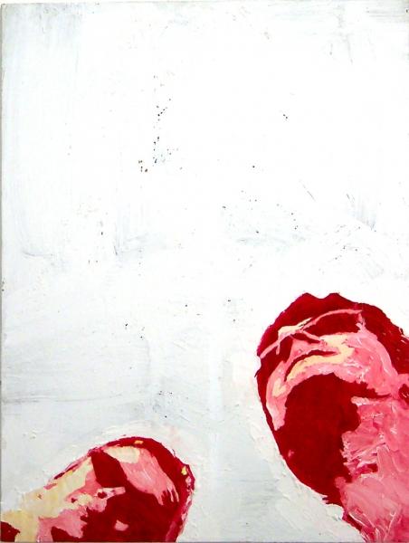 Acryl, Lack, 120*60cm, 2005